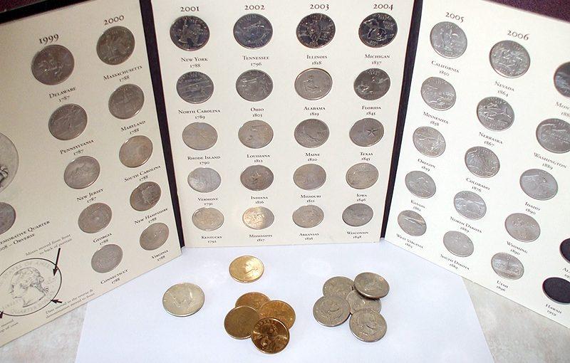 Monety jako inwestycja